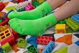 Children's NEON Sport Socks
