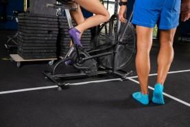 Low cut ABS sports socks