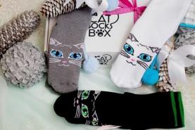 Cat Socks 1 Pair
