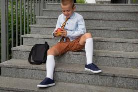 Children's cotton High Socks