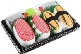 Sushi Socks Salmon Tamago