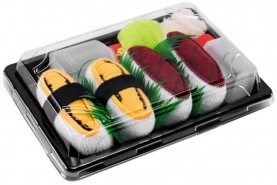 Sushi Socks Tuna and Tamago