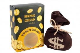 skarpetki sakiewka na pieniądze 1 para