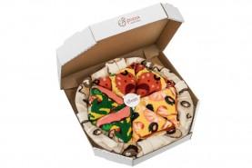 Italian Pepperoni Seafood Pizza Socks