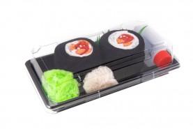 Sushi Socks Box Shrimp and Maki