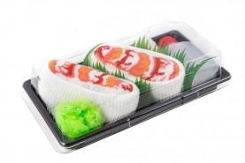 Sushi Socks Box Shrimp and Nigiri