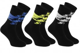 Warm cotton terry socks for Men