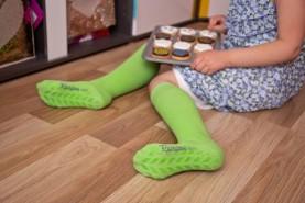 anti-High socks for Trampolines,