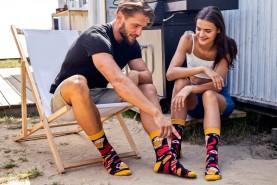 Emoji Socks Box