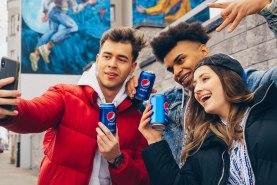 Unisex Pepsi Socks