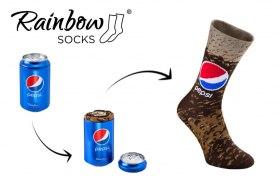 Pepsi Socks by rainbowsocks
