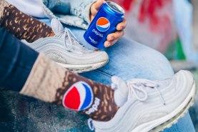 Pepsi Socks for everyone