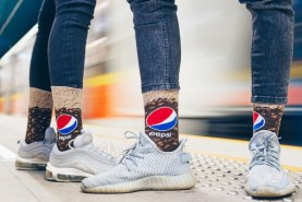 Unisex Pepsi  Can Socks for everyone