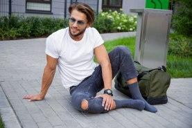 Classic Cotton Socks for Men