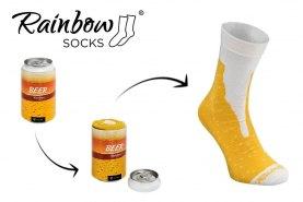 Beer Can Socks For Men, Beer Can Socks For Women