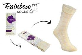 5 Pairs Meal Socks Box