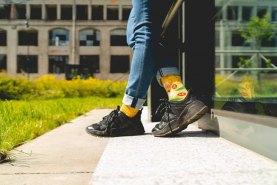Noodle Socks for men and women