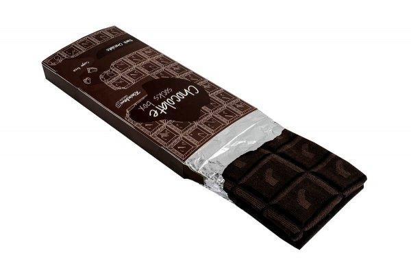 Dark Chocolate Socks, Dark Chocolate Socks Box