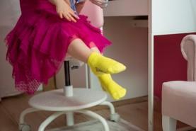 Cotton Ankle Socks, Socks for Children