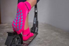 Non Slip NEON Sport Socks for Children