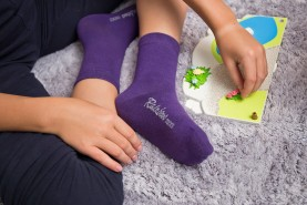 Cotton Sneaker Socks for Boys