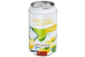 Funny Cold Lemonade Can Socks for Men