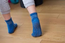Anti-slip Socks for children's