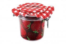 JAR SOCKS Strawberries Blueberries