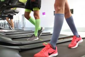 Knee high sport socks Unisex