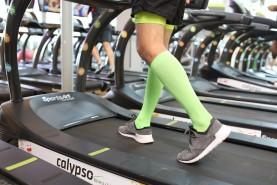 knee high running socks for Men