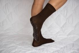 Ant-slide bamboo socks