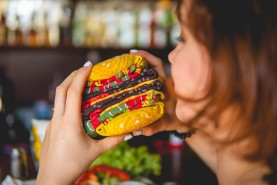 funny Burger gifts