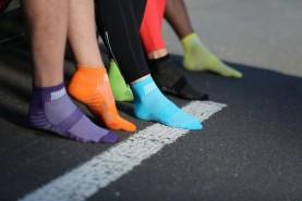 Colourful Cotton Sneaker Sport Socks