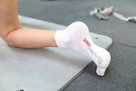 Cotton Sneaker Sport Socks Uniseks