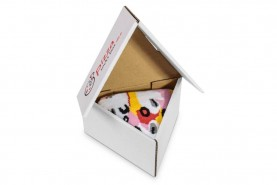 Capricciosa Pizza Socks, 1 Pair of colourful cotton socks by Rainbow Socks, funny and surprising gift