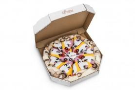 Capriciosa pizza Socks Box