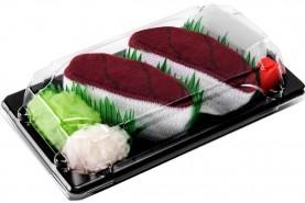 Sushi Socks Box Tuna