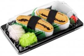 Sushi Socks Box Tamago