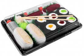 Sushi Socks Box Butterfish Tuna Maki