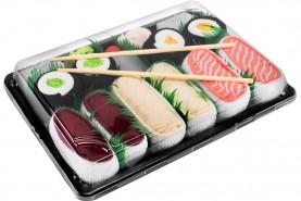 Socks looking like Sushi