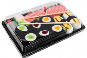 Skarpetki Sushi Socks Box - 2 pary - Tuńczyk, Octopus Brąz