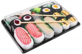 Skarpetki Sushi Socks Box - 2 pary - Maki Tuńczyk, Tuńczyk
