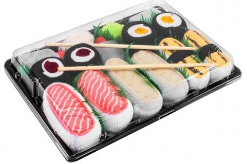 2 pairs - Maki with Tuna and Nigirizushi with Tuna