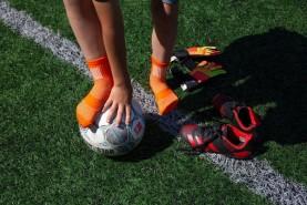 Dziecięce bawełniane skarpetki sportowe