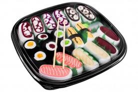 Sushi Skarpetki 10 par, mix maki i nigiri, oryginalny prezent dla każdego kto kocha sushi