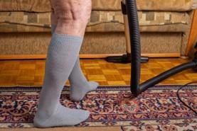 Diabetic Long Socks