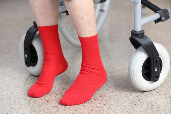 Diabetic Non-Elastic Cotton Socks