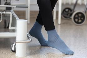 Diabetic Non-Elastic Cotton Womens Socks