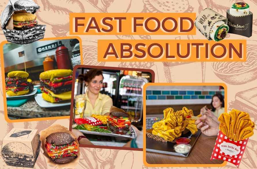 Fast foods – healthy? Sure! Prove us wrong!