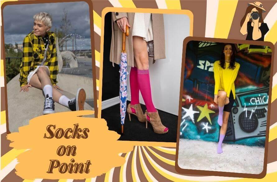 Fashion Socks Extravaganza!